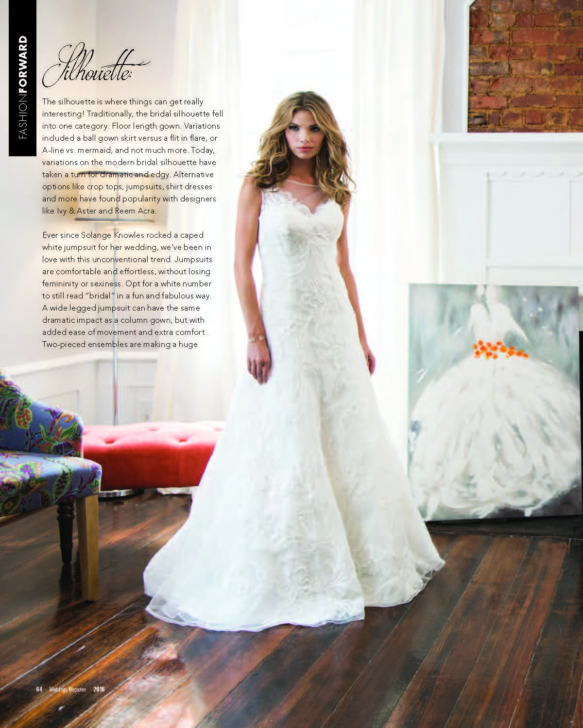 Featured in the Press | Maggi Bridal