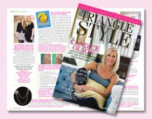 Triangle Style Magazine, Spring 2011