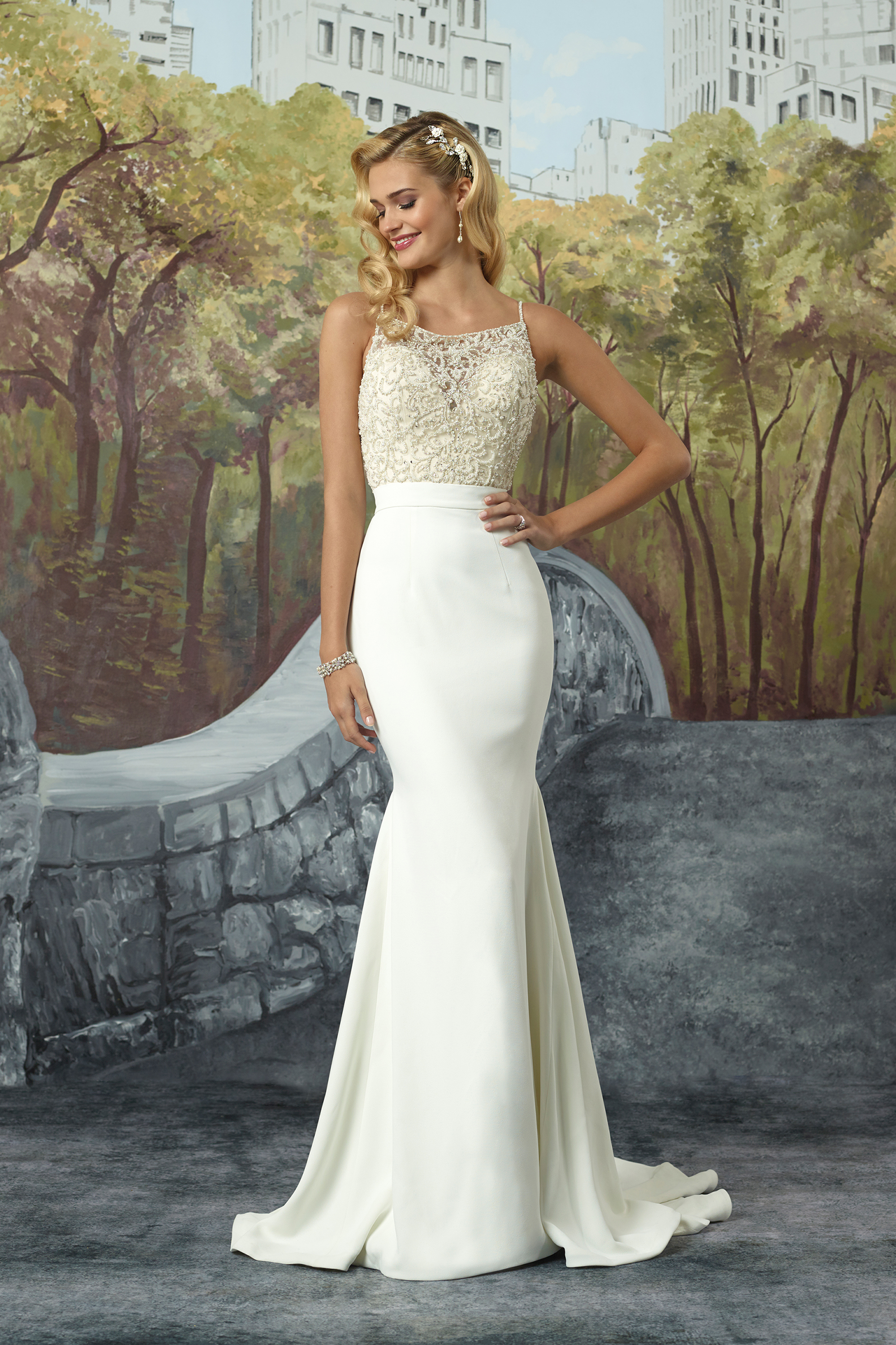 fd9cc211b *Important to note that pearl, sand, silver, nude, sorbet, taupe, and  alabaster Justin Alexander gowns will photograph light and may even appear  ivory but ...
