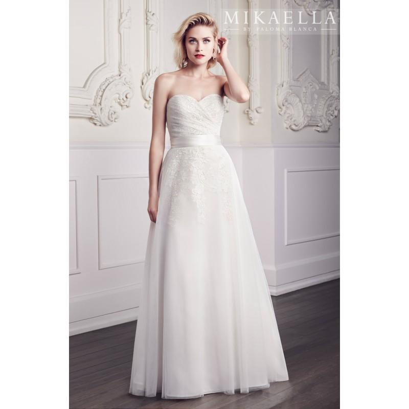 Mikaella Bridal Sample Sale